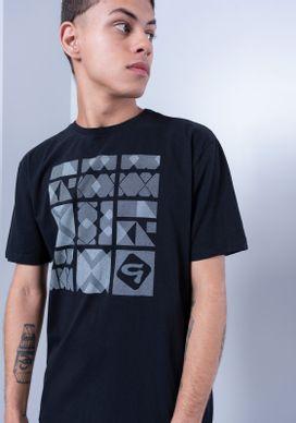 Camiseta-Estampada-Manga-Curta-Etnico-E-Geometrico