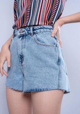 Short-Jeans-Cintura-Alta-Sky-Barra-Desfiada