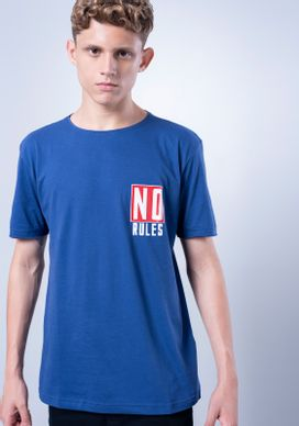 Camiseta-Azul-No-Rules