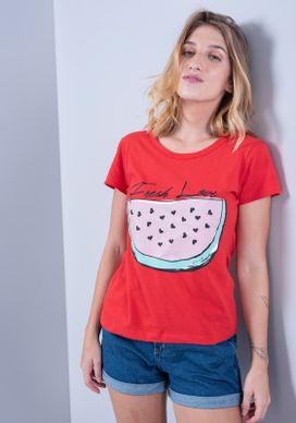 Blusa-Vermelha-Melancia-Fresh-Love