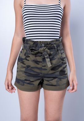 Short-Clochard-Camuflado
