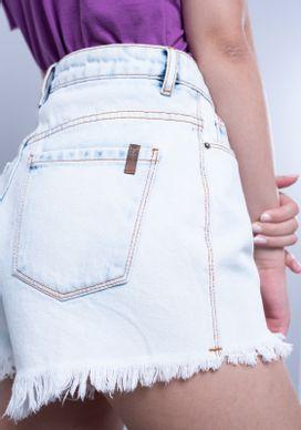 Short-Jeans-Cintura-Alta-Detalha-Rosa-Neon-Delave-Gang-Feminino