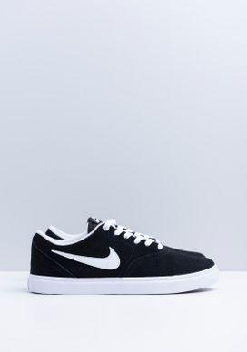 Tenis-Nike-SB-Check-Solar-Preto-Feminino