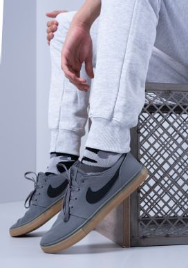 Tenis-Nike-SB-Portmore-II-Solar-Cinza-Masculino