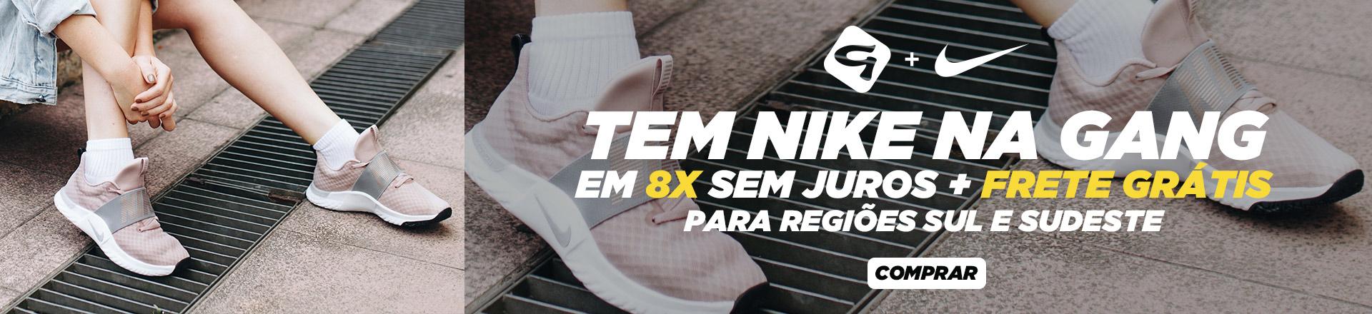 (DESK) V.A. - Tem Nike na Gang