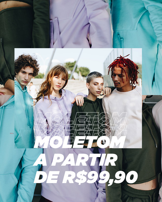 (MOB) V.A. - Moletons a partir de 99,90