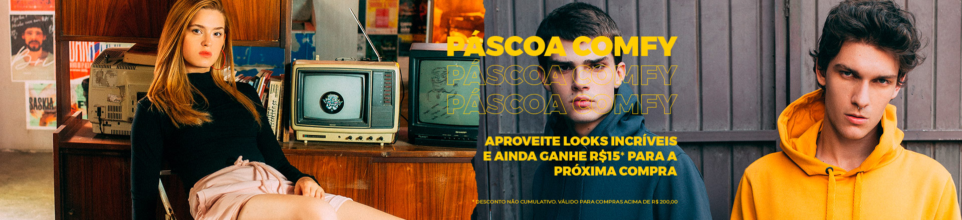 (DESK) V.A. Comfy Páscoa