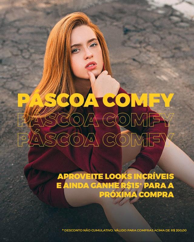 (MOB) V.A. Comfy Páscoa