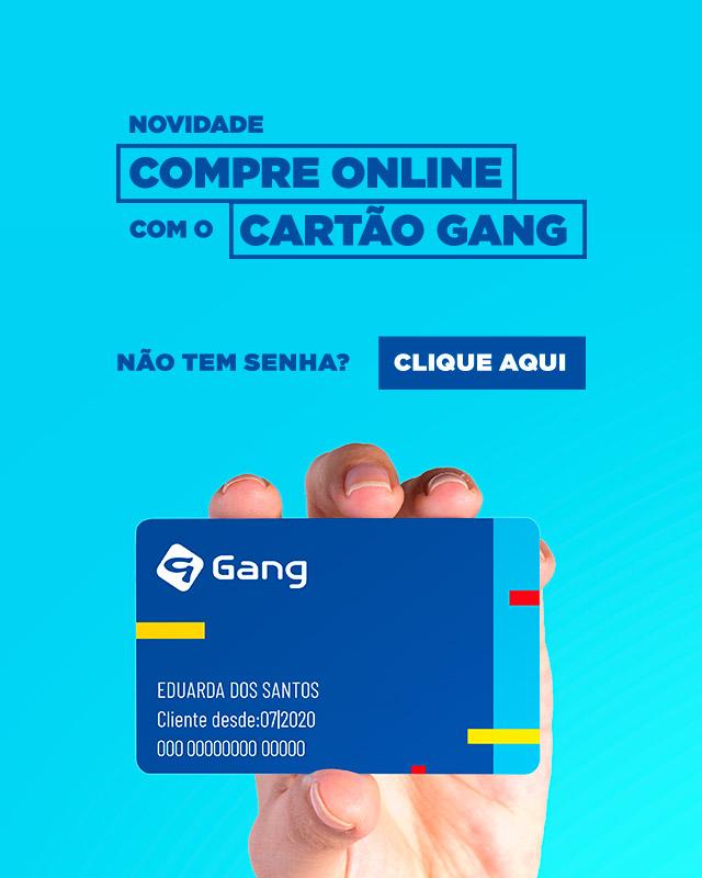 (MOB) Cartão Gang