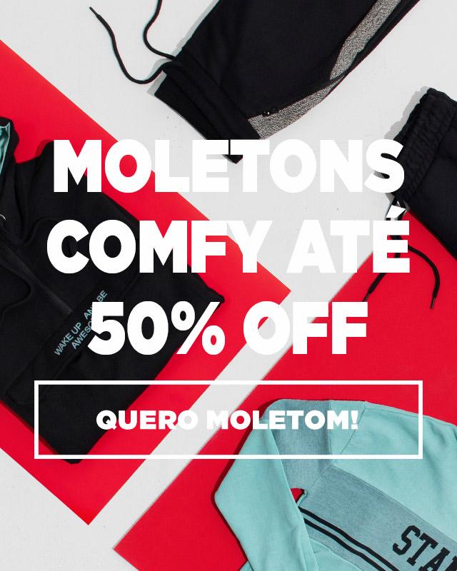 (MOB) PromoGang Moletons