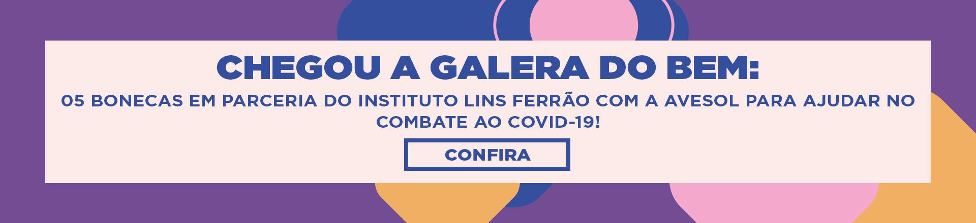 (DESK) Camisetas Covid / Galera do Bem