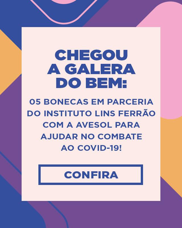 (MOB) Camisetas Covid / Galera do Bem