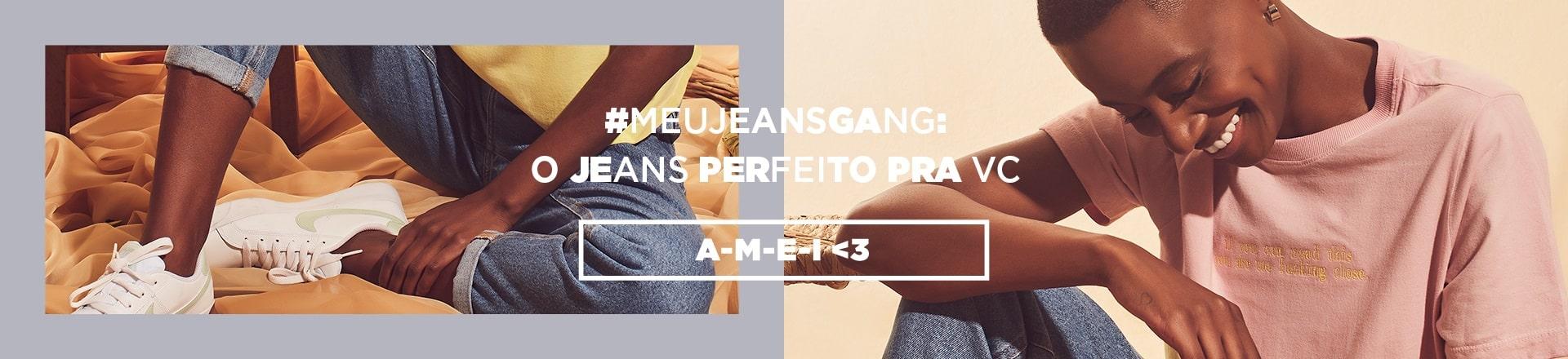 Novidades em Jeans