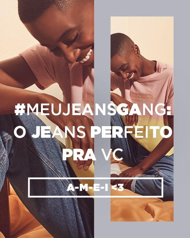 (MOB) Novidades em Jeans
