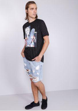 Bermuda-Jeans-Marmorizada-Curta-Rasgos