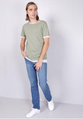 Camiseta-Alongada-Com-Sobreposicao-Eco-Naturaleza-Verde-PP