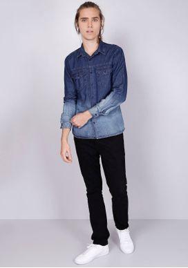 Camisa-Jeans-Laser-Azul-Escuro-Degrade-Azul-PP