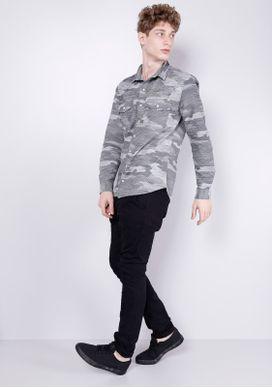 Camisa-Sarja-Camuflada-Listras-Cinza-Cinza-PP
