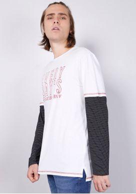 Camiseta-Manga-Longa-Sobreposicao-Everyday-Preto-PP