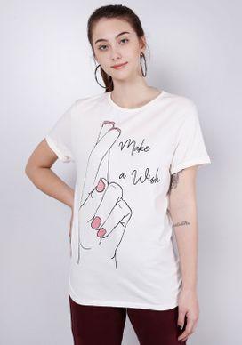 Camiseta-Off-White-Ampla-Estampa-Mao-Bege-PP