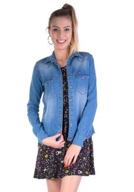 Camisa-Jeans-Manga-Longa-Western-Azul-Medio-Azul-PP