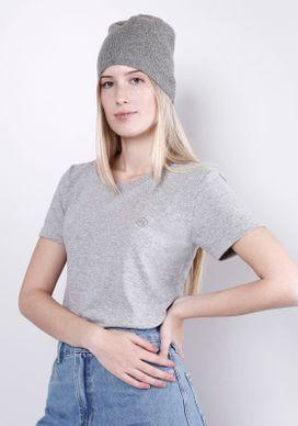 Camiseta-Basica-Feminina-Cinza-Mescla-Cinza-PP
