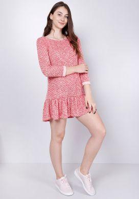 Vestido-Manga-Longa-Poa-Vermelho-Babados-Vermelho-PP