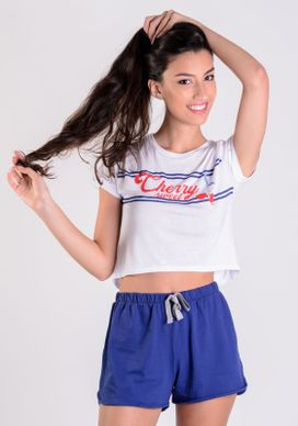 Pijama-Cropped-Cherry-Sweet-Branco-PP