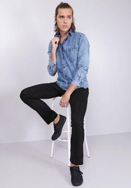 Camisa-Jeans-Marmorizada--Azul-P