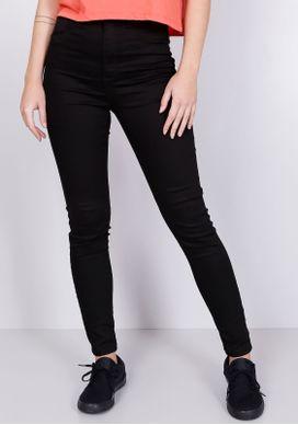 Calca-Jeans-Super-Power-Cintura-Alta-Skinny-Preta-Preto-G