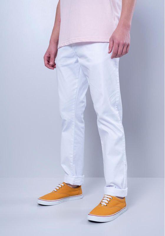 Calca-Slim-Sarja-Branca-Branco-34