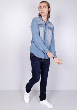 Calca-Jeans-Skinny-Amaciada-Com-Ranhuras-Azul-34