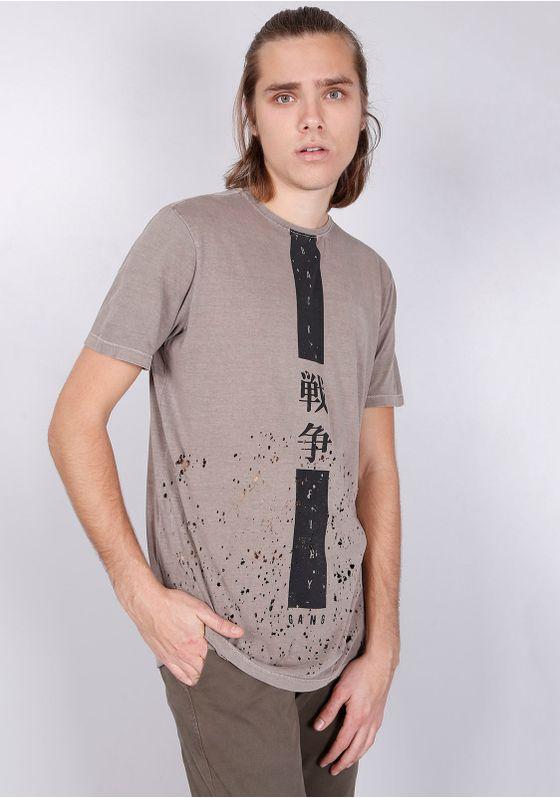 Camiseta-Lavada-Bege-Com-Furos-Marrom-PP