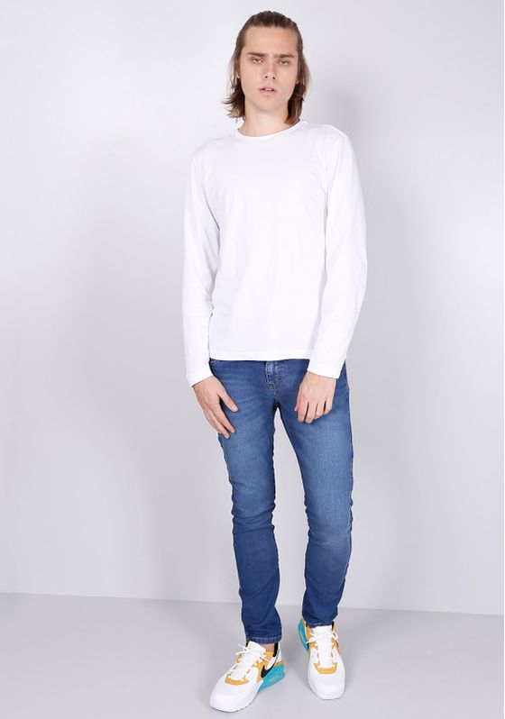 Camiseta-Basica-Manga-Longa-Branca-Gang-Masculina-Branco-GG
