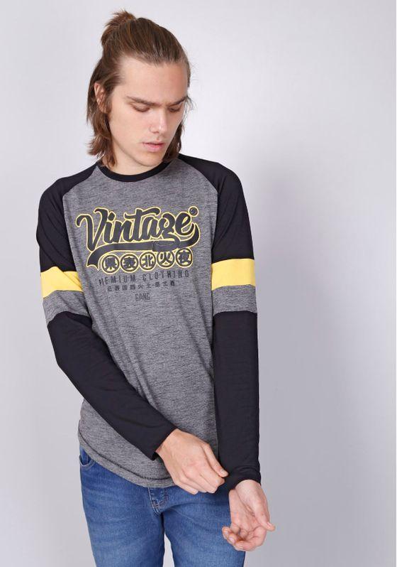 Camiseta-Manga-Longa-Raglan-Recortes-Vintage-Cinza-PP