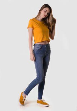 Blusa-Basica-Cropped-Mostarda-Amarelo-GG