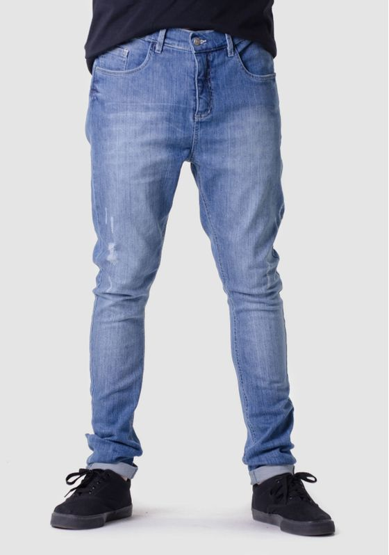 Calca-Jeans-Skinny-Azul-Medio-Com-Used--Azul-34