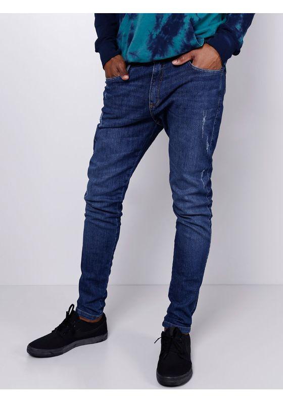 Calca-Jeans-Skinny-Azul-Medio-Com-Puidos-Azul-34