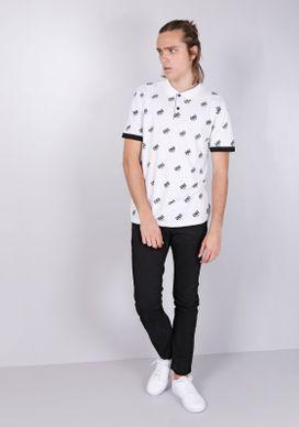 Camisa-Polo-Fullprint-GNG-Branca-Gang-Masculina-Branco-PP