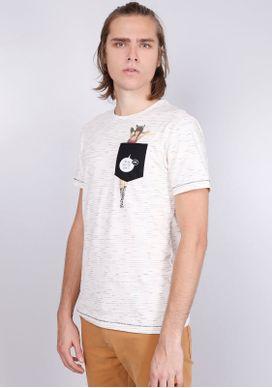 Camiseta-Manga-Curta-Off-White-Bolso-Manga-Bege-PP