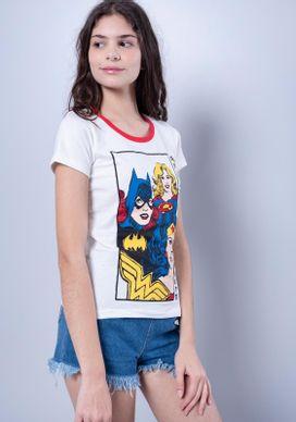 Camiseta-Manga-Curta-Mulher-Maravilha-Branca-vermelha-Branco-PP