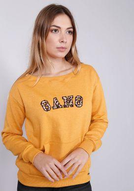 Moletom-Canguru-Mostarda-Onca-Gang-Amarelo-PP