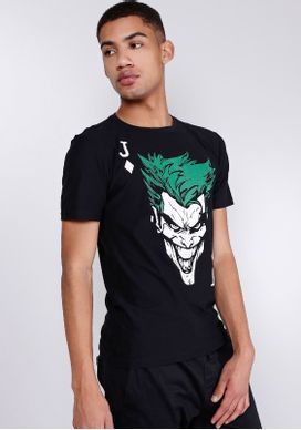 Camiseta-Estampada-Manga-Curta-Coringa-Preto-P