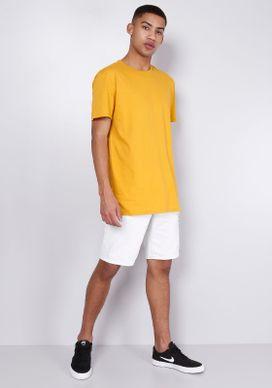 Camiseta-Basica-Manga-Curta-Alongada-Mostarda-Laranja-PP