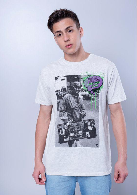 Camiseta-Estampada-Manga-Curta-Rapper-Bege-M-