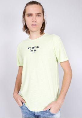 Camiseta-Estampada-Manga-Curta-Verde-Neon-Verde-PP
