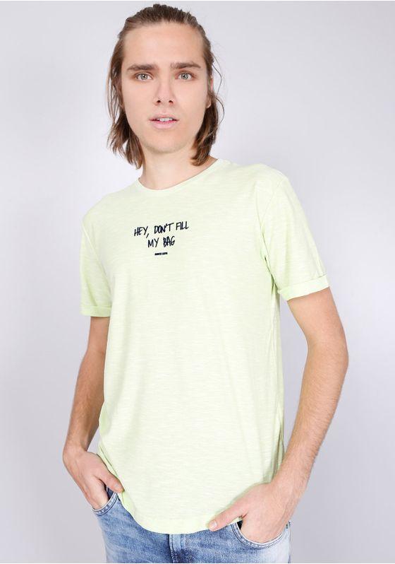 Camiseta-Estampada-Manga-Curta-Verde-Neon-Verde-GG