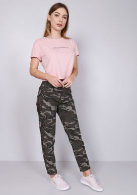 Blusa-Cropped-Estampada-Manga-Curta-Love-Yourself-Rosa-Lotus-Gang-Feminina-Rosa-P