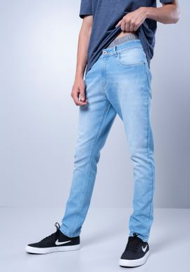 Calca-Jeans-Skinny-Delave-Gang-Masculina-Azul-34
