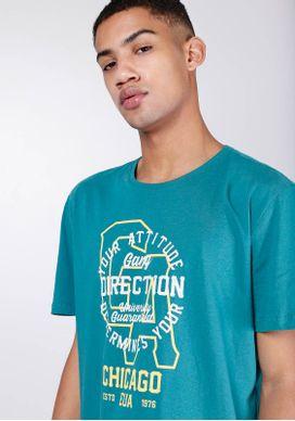 Camiseta-Estampada-Manga-Curta-College-Verde-Gang-Masculina-Verde-PP